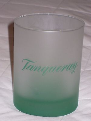 Tanqueray Vintage Highball Glasses Set of 4