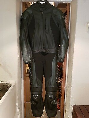 dainese leather suit 54 large