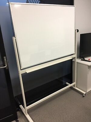 Whiteboard On Wheels