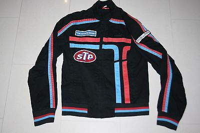 Rare Nascar Petty Racing Retro Vintage Jacket Men S Dodge Chrysler Charger Mopar
