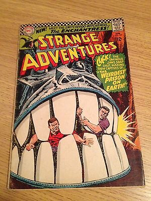 Strange Adventures #187  1st Enchantress Appearance DC Comics