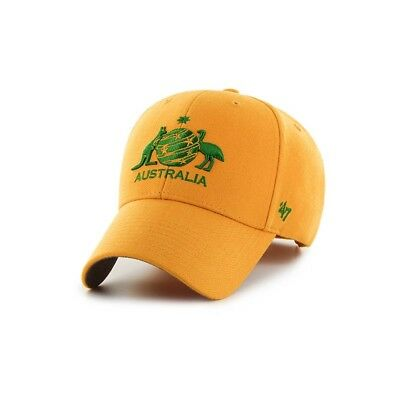 Australia Socceroos 47 MVP Cap- Official Licensed Product