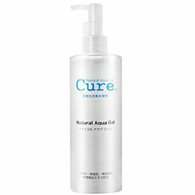 Cure Natural Aqua Gel 250ml Horny Care Activated Hydrogen Water japan jpn