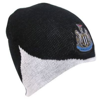 Newcastle United Beanie- 100% Official Licensed Product