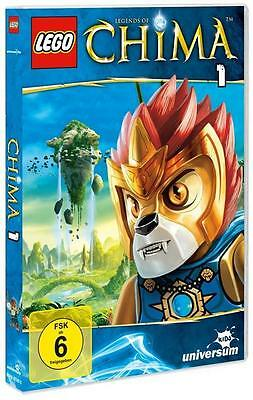 Lego - Legends of Chima - DVD 1