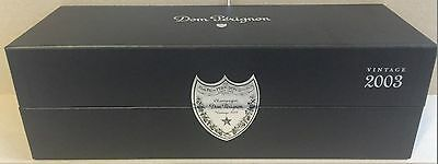 Dom Perignon Vintage 2003 750ml Box is Sealed