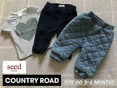 Seed & Country Road Bundle 3-6 months 00