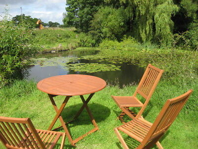 Shropshire Holiday Cottage In A Tranquil Setting With A Moat & Fishing Walking 3