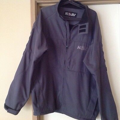 Men HSV Racing Zip Up Jacket With Badges Size 2XL