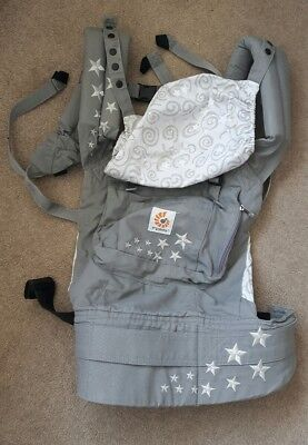 Connecta Baby Toddler Carrier Liberty Print Barely Used