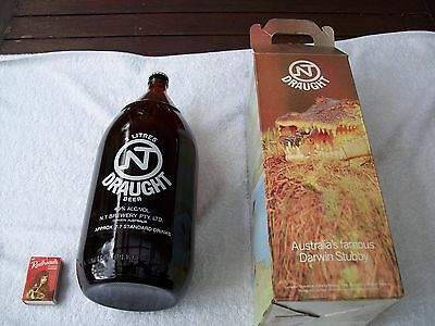 2 LT Darwin Stubbie Unopened With Original Box Early 1990s