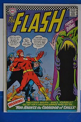 The Flash # 162 : Very Fine- : June 1966 : Dc Comics.(Comic Books). Double Cover