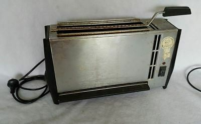 VINTAGE RETRO HOTPOINT VERTICAL GRILL GRILLER TOASTER HOT POINT Health cooking