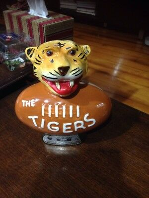 Richmond AFL/Wests/NRL Jim Beam Decanter From 1977 In Good Condition(Empty)