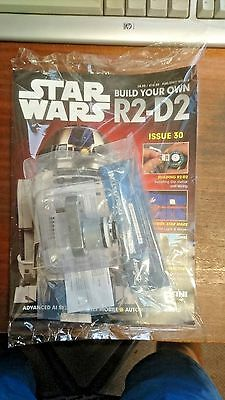 Build Your Own R2D2 Issue Number 30 DeAgostini Partwork
