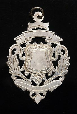 Inter-Section League 1945 Silver Hallmarked Medal