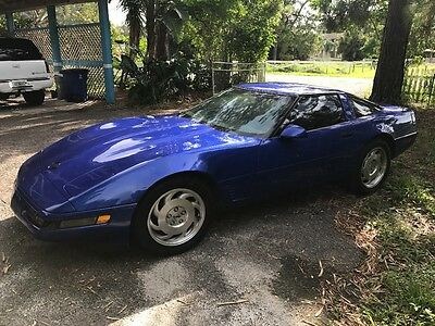 1995 Chevrolet Corvette  1995 Chevroley Corvette in ebay motors