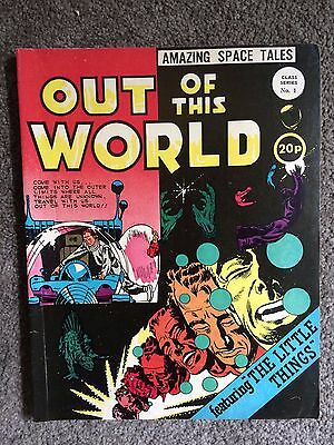 Out Of This World Comic Class Series No.1