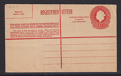 Registered Letter 1'7 Qeii   Mint Condition