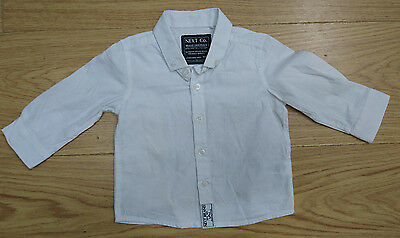 Next Baby Boys Shirt Age 3-6 Months