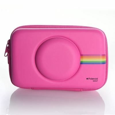 Polaroid Eva Case for Snap Instant Print Digital Camera (Pink) - NEW