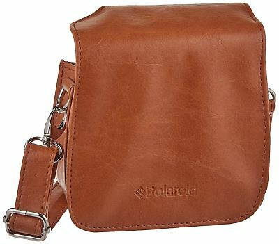 Polaroid Snap & Clip Camera Case For The PIC-300 Instant (Brown) Custom Designed