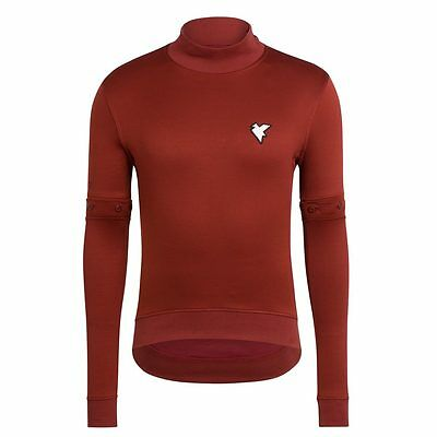 Rapha Red Peace Race Jersey and Arm Warmers. Size XS. BNWT.