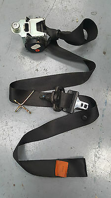Ford Fiesta Mk6 2006 3Dr Front Passenger Nearside Seat Belt 2S5A-B61295-Ad