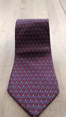 Brooks Brothers MAKERS Men's Neck Tie 100% silk