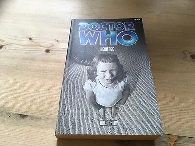 BBC Books Doctor Who: Heritage by Dale Smith (Paperback)