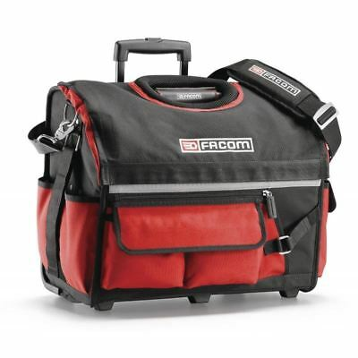 Facom Bs.r20 Rolling Soft Tote Bag Toolbox On Wheels Tool Box