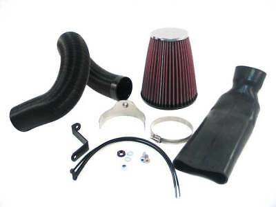 K&N AIR INTAKE INDUCTION KIT (57-0366) FOR BMW 328i (E46)1998- 2000:One Only !