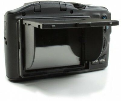 3' LCD Screen Sun Shade Hood Pop-Up And Screen Protector By ENHANCE - Works , ,