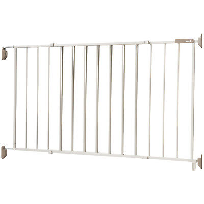 Safety 1st Wide & Sturdy Sliding Metal Gate, Fits between 40 and 64 inches