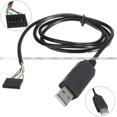 FTDI FT232RL USB to Serial adapter module USB TO TTL RS232 Arduino Cable 6Pin D
