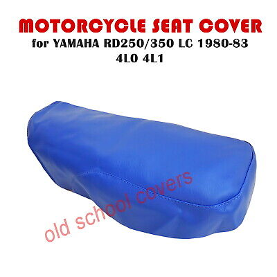 Yamaha RD350 YPVS LC2 in black Motorcycle seat cover