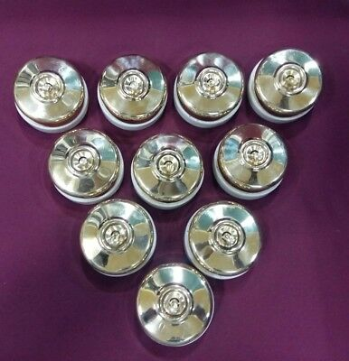 Nautical light Brass Clipsal Toggle Switch Porcelain Electric Button