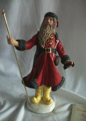 Duncan Royale Victorian large Santa, Series 1 1983, Limited Edition