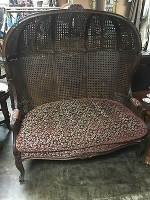 Vintage Double Porter Chair Dome Chair Balloon Chair Canopy Chair RARE