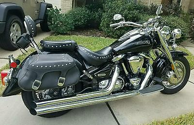 2002 Yamaha Road Star  2002 yamaha midnight star 1600