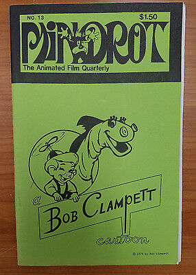 Mindrot, The Animated Film Quarterly #13 Rare Bob Clampett