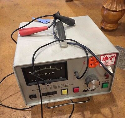 Associated Research 4040AT High-Voltage AC Hypot and Ground Continuity Tester