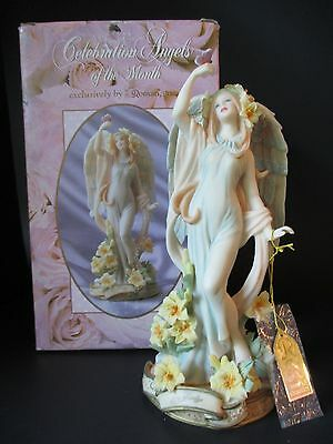 July ~ Celebration Angels of the Month ~ #44757 ~ Exclusively by Roman Inc.
