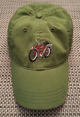 New Belgium Fat Tire Amber Ale Adjustable Size Baseball Cap Hat Bike Bicycle