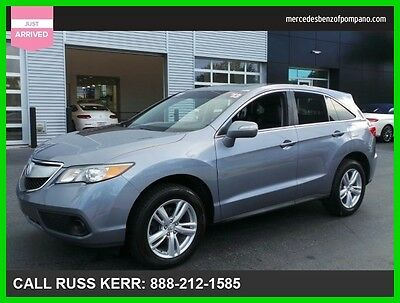 2013 Acura RDX Base Sport Utility 4-Door 2013 Used 3.5L V6 24V Automatic Front Wheel Drive SUV Premium