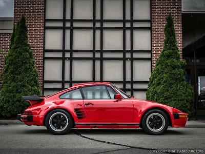 1986 Porsche 911 Carrera Turbo Slantnose tunning 1986 Porsche 930 Turbo Slant Nose Conversion - Original 63000 miles