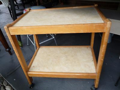 Drinks Trolley and Tea Trolley side table