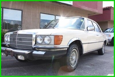 1979 Mercedes-Benz S-Class 300SD TURBO DIESEL W116 NO RESERVE! 1979 MERCEDES BENZ 300SD TURBO DIESEL W116 IMMACULATE FLORIDA NO RESERVE!!