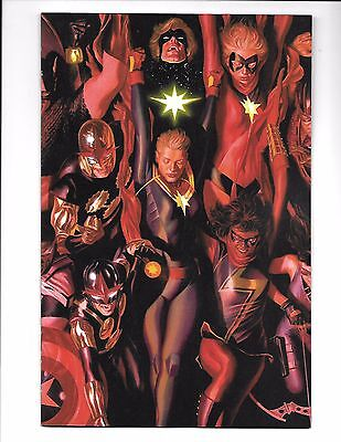 Generations All-New Wolverine Wolverine Connecting 1:50 Alex Ross Variant