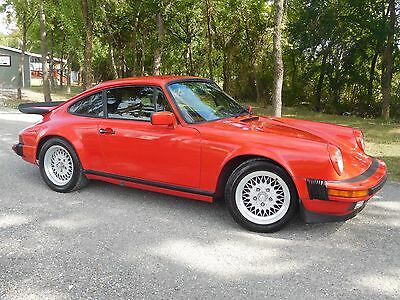 1986 Porsche 911 Porsche 911 Carrera Coupe, Watch Video. 1986 Porsche 911 Carrera Sunroof coupe